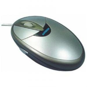 Mouse A4Tech SWOP-45 Optical 3D USB Silver