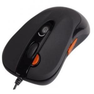 Mouse A4Tech X-705K 3-Fire Extra High Speed Oscar Editor Optical USB Black / Orange