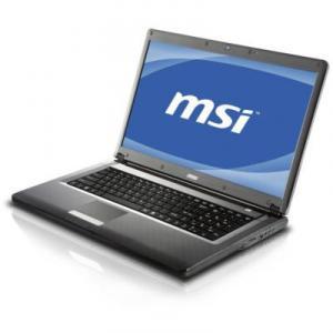 Notebook / Laptop MSI CX720-223XEU 17.3inch Intel Dual Core P6200 2.13GHz 4GB DDR3 500GB nVidia G310M 1GB
