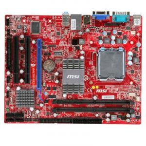 Placa de Baza MSI G41TM-P31 Socket 775