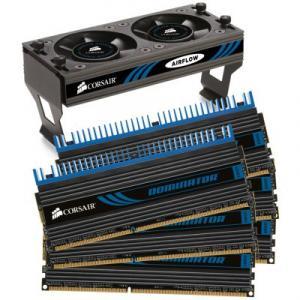 Kit Memorie Triple Channel 12GB (6x2GB) DDR3 1600 DHX Dominator Corsair