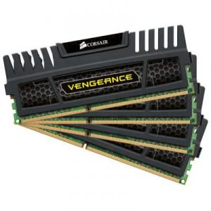 Kit Memorie Dual Channel 16GB (4x4GB) DDR3 1600 Vengeance XMP CL9 Corsair