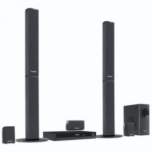 Sistem DVD Home Cinema Panasonic SC-PT85EP-K 330W