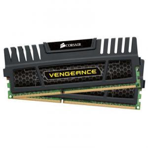 Kit Memorie Dual Channel 8GB (2x4GB) DDR3 1600 Vengeance XMP CL9 Corsair