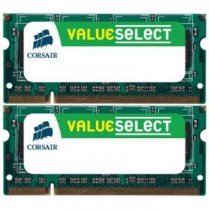Kit Memorie Dual Channel SODIMM 2GB DDR2 667 CL5 Value Select Corsair