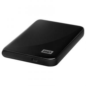 HDD Extern Western Digital WDBAAA2500ABK 250GB USB 2.0 My Passport Essential
