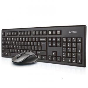 Kit Tastatura + Mouse A4Tech G7100 No Lag Wireless Desktop