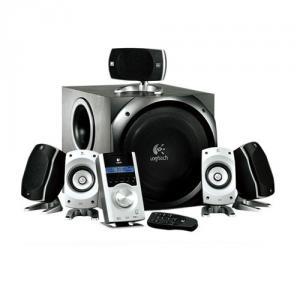 Boxe 5.1 505W RMS Logitech Z-5500 Digital 5.1 Speaker System