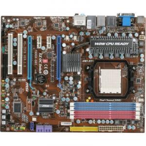 Placa de Baza MSI 790GX-G65 Socket AM3