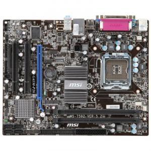 Placa de Baza MSI G41M-P26 Socket 775