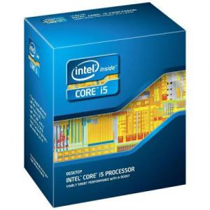 Procesor Intel Core i5-2500K 3.30GHz 4 core socket 1155 Box SandyBridge
