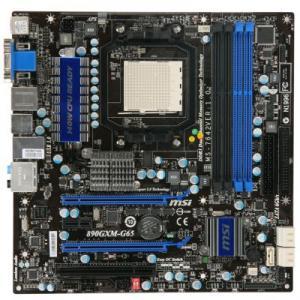 Placa de Baza MSI 890GXM-G65 Socket AM3