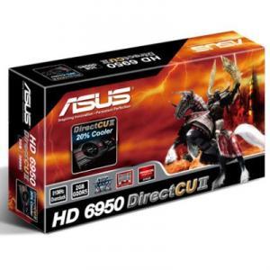Placa Video Asus ATI 6950 2GB GDDR5 256bits DirectCU II OC