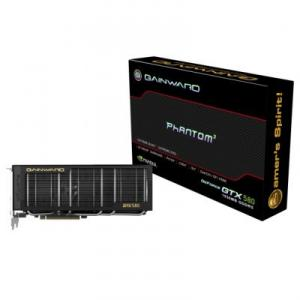 Placa Video Gainward GeForce GTX580 1536MB GDDR5 384bits Phantom