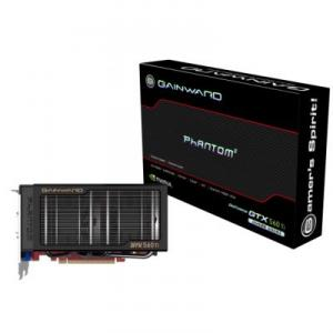 Placa Video Gainward GeForce GTX560 Ti 2GB GDDR5 256bits Phantom