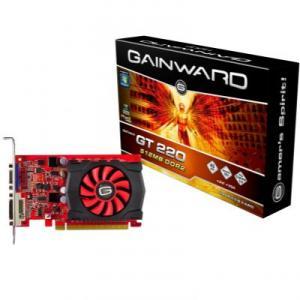 Placa Video Gainward NVIDIA GT220 512MB DDR2 128bits DVI