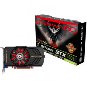 Placa Video Gainward GeForce GTX550 Ti 1GB GDDR5 192bits Golden Sample