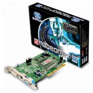 Placa Video Sapphire ATI 9250 256MB DDR 65bits AGP Silent
