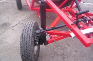Buggy cu  motor  yamaha