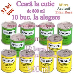 10 Buc LA ALEGERE - Ceara cutie 800 ml