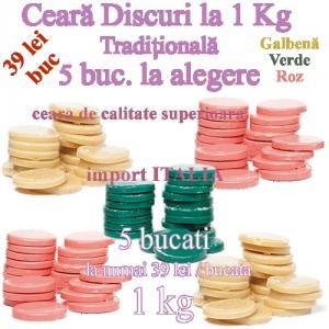 5 Buc LA ALEGERE - Ceara Discuri 1kg