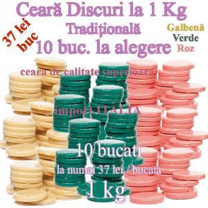 10 Buc LA ALEGERE - Ceara Discuri 1kg