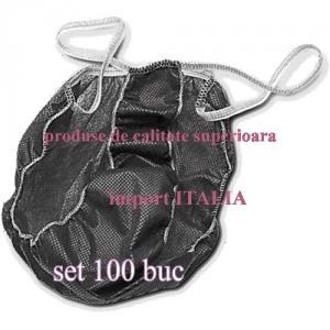 Chiloti barbati TANGA unica folosinta, set 100 buc