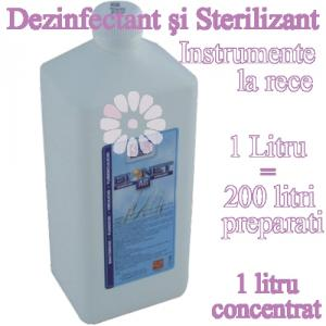 Bionet AG - dezinfectant si sterilizant la rece 1litru concentrat