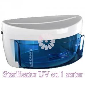 Sterilizator UV mic cu 1 sertar