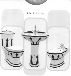 Obiecte sanitare din ceramica