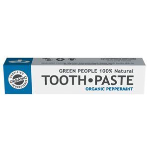 Pasta de dinti cu menta organica 50 ml