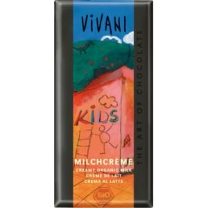 Ciocolata bio pt copii Vivani 100g