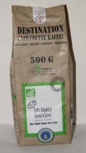 CAfea bio macinata Destination America de sud 500g