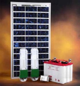Iluminat fotovoltaic