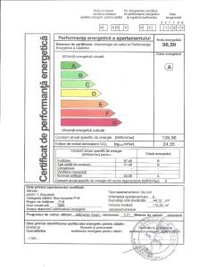 Aparat certificare energetica