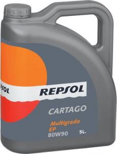Ulei Repsol Cartago Multigrado EP 80W-90 5L