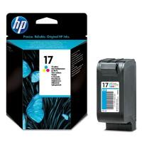 Cartus HP 17 Tri-colour C6625AE, 15 ml