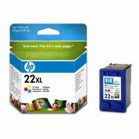 Cartus Tri-color HP 22XL, C9352CE