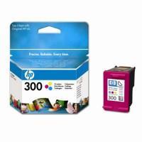 Cartus Tri-color HP 300 (CC643EE)
