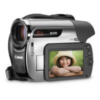 Camera video canon dc410