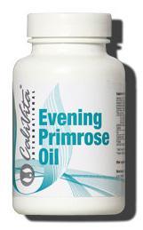 Evening Primrose Oil  ; pentru reglare hormonala feminina si protector cardio-vascular si cerebral