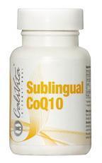 Sublingual Co Q10- CoQ10 cu absorbtie rapida, direct la nivelul vaselor sanguine de sub limba