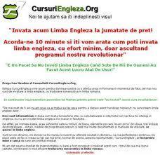 Meditatii la limba engleza