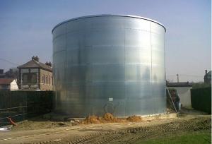 Rezervoare de apa potabila