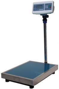 Cantar platforma TECS Z, platan 45x60 cm, 150/300 kg