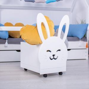 Cufar pentru jucarii Bunny
