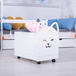 Cufar pentru jucarii Kitty Cat