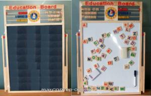 Tablita de scris pentru copii