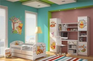 Camera copii Winnie the Pooh ALB