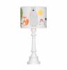 Lampa de noptiera pentru copii - Prietenii din padure